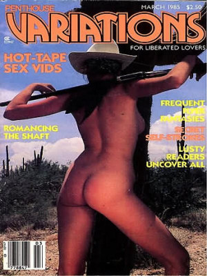 Penthouse Variations - Variations Mar 1985
