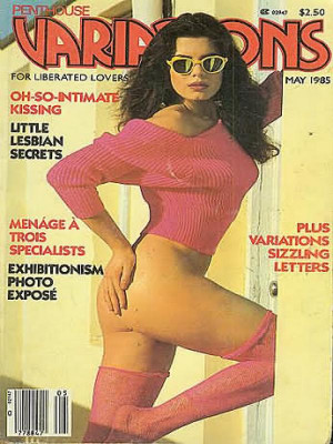 Penthouse Variations - Variations May 1985