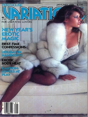 Penthouse Variations - Variations Jan 1986