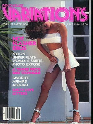 Penthouse Variations - Variations Jun 1986