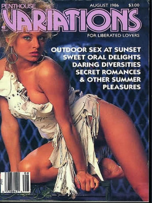 Penthouse Variations - Variations Aug 1986