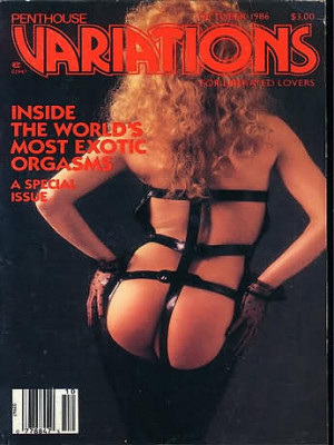 Penthouse Variations - Variations Oct 1986