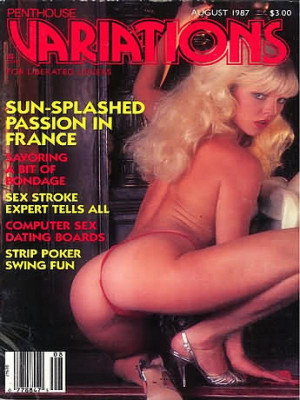 Penthouse Variations - Variations Aug 1987