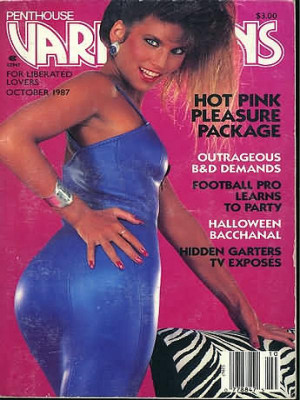 Penthouse Variations - Variations Oct 1987