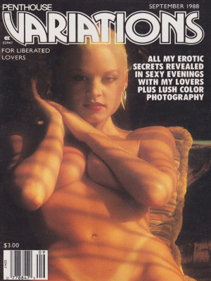 Penthouse Variations - September 1988