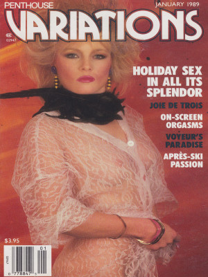 Penthouse Variations - January 1989