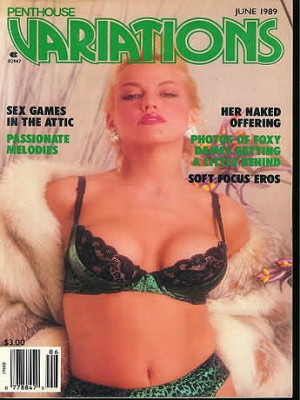 Penthouse Variations - Variations Jun 1989