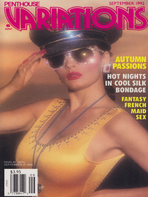 Penthouse Variations - September 1992