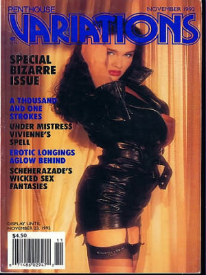 Penthouse Variations - Variations Nov 1992