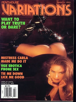 Penthouse Variations - Variations Mar 1993