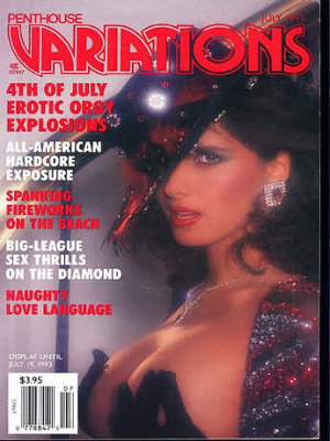 Penthouse Variations - Variations Jul 1993