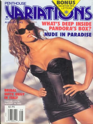 Penthouse Variations - Variations Aug 1993