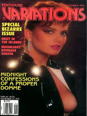 Penthouse Variations - Variations Nov 1993