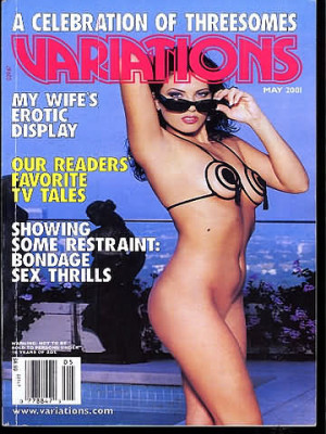 Penthouse Variations - Variations May 2001