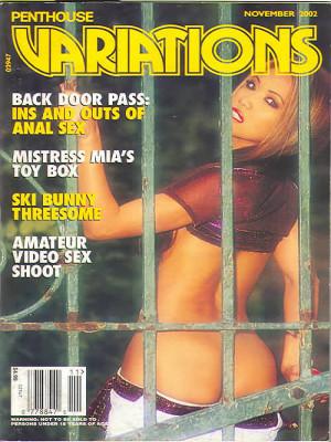 Penthouse Variations - Variations Nov 2002