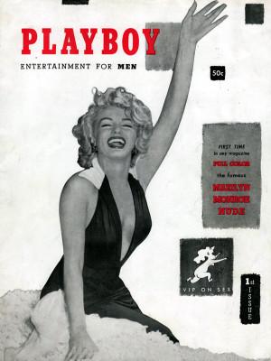 Playboy - December 1953 (Marilyn Monroe)