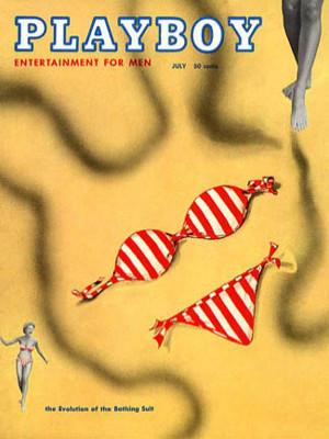 Playboy - July 1954