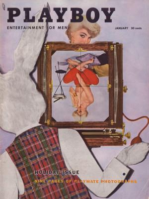 Playboy - January 1956