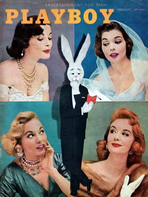 Playboy - February 1956