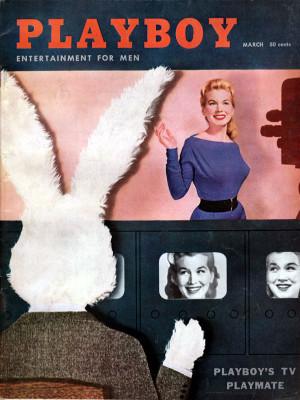 Playboy - March 1956