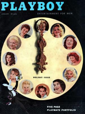 Playboy - January 1957