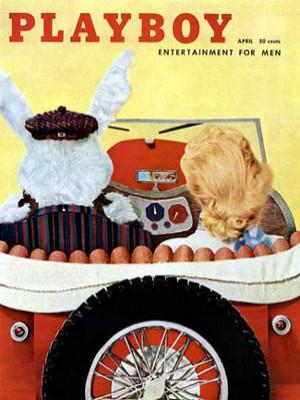 Playboy - April 1957