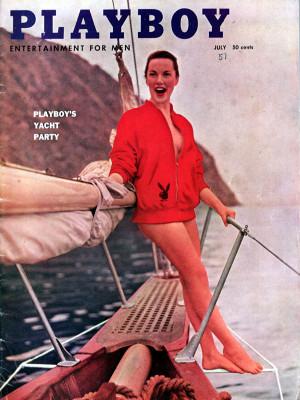 Playboy - July 1957