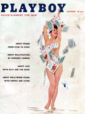 Playboy - November 1957