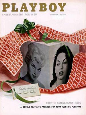Playboy - December 1957