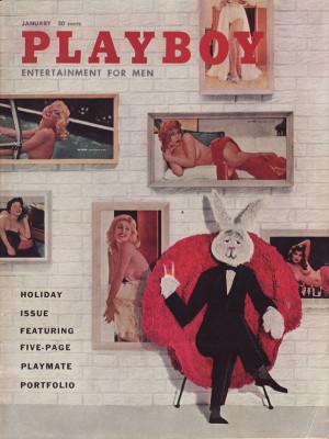 Playboy - January 1958
