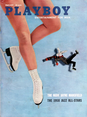 Playboy - February 1958