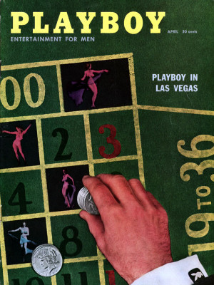 Playboy - April 1958