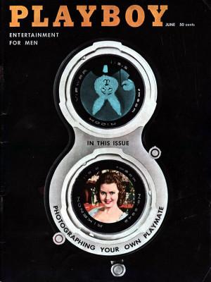 Playboy - June 1958