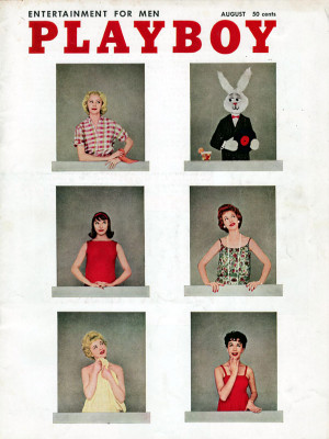 Playboy - August 1958