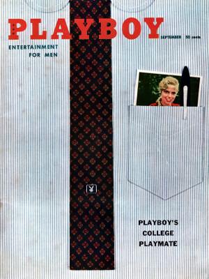 Playboy - September 1958