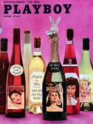 Playboy - October 1958
