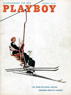 Playboy - November 1958