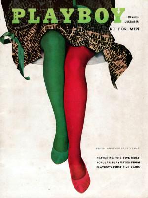 Playboy - December 1958