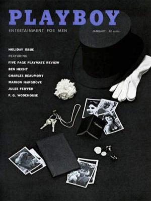 Playboy - January 1959