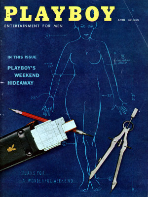 Playboy - April 1959