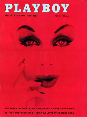 Playboy - August 1959