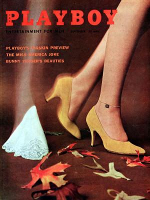 Playboy - September 1959