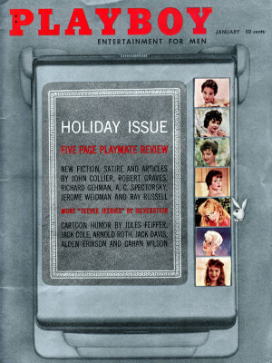 Playboy - January 1960