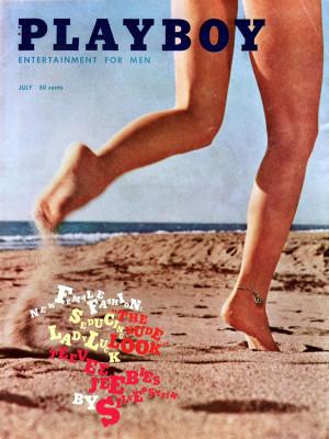 Playboy - July 1960