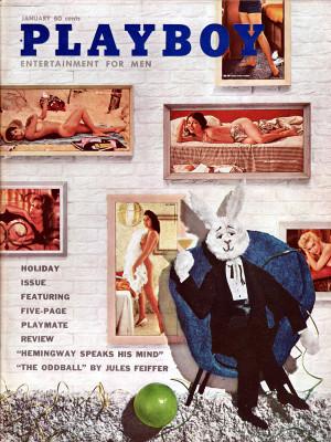Playboy - January 1961