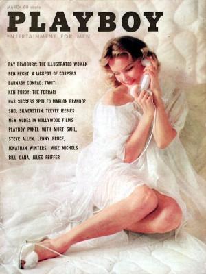 Playboy - March 1961