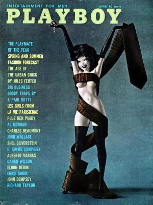 Playboy - April 1961