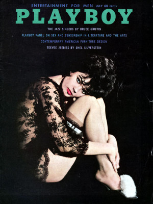 Playboy - July 1961