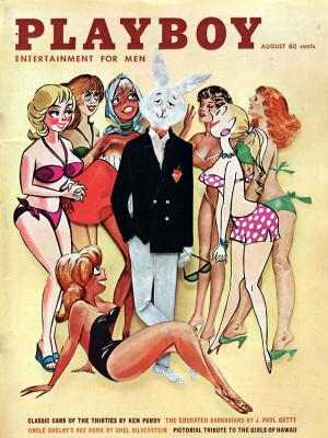 Playboy - August 1961