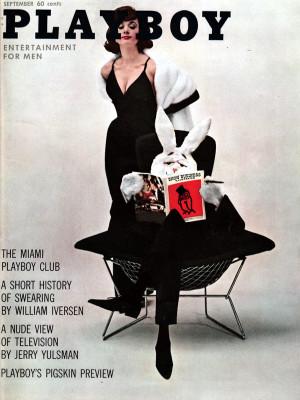Playboy - September 1961